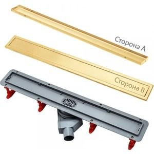 Душевой лоток Pestan Gold Line 650 мм (13100053) душевой лоток pestan white glass gold line 650 мм 13100091