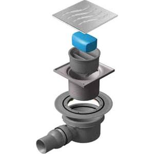 Душевой трап Pestan Dry 1 100 мм (13000015) душевой трап pestan square 3 150 мм 13000007