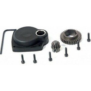 Редуктор ротостартера HPI Racing (Nitro Star 12/15) HEX 14mm - HPI-87121 area rc racing type centrifugal clutch assembly for losi dbxl 5ive t hpi baja