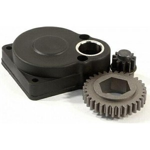Редуктор ротостартера HPI Racing в сборе (для двигателей F серии) HEX 12mm inktec hpi 4060с в беларусии