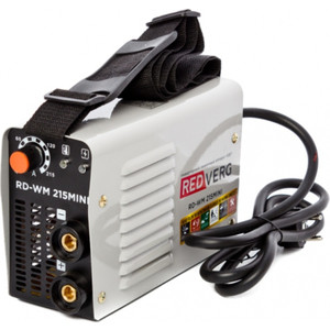 Сварочный аппарат REDVERG RD-WM 215MINI сварочный аппарат redverg rd wm180