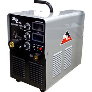 Инверторный сварочный полуавтомат REDVERG RD-EVOMIG 200 Prof сварочный аппарат redverg rd wm180 prof