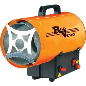 Газовая тепловая пушка REDVERG RD-GH15 генератор бензиновый инверторный redverg rd ig2000