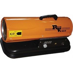 Дизельная тепловая пушка REDVERG RD-DHD20 тепловая пушка aurora тк 50000 50квт 1100м3 ч 31кг дизельная