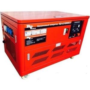 Генератор бензиновый REDVERG RD-G16000E3 сварочный аппарат redverg rd wm180 prof
