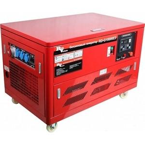 Генератор бензиновый REDVERG D-G18000E3 генератор бензиновый инверторный redverg rd ig2000