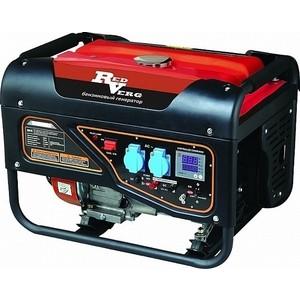 Генератор бензиновый REDVERG RD-G6500EN генератор бензиновый инверторный redverg rd ig2000
