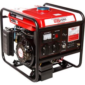 Генератор бензиновый инверторный REDVERG RD-IG3500HE генератор инверторный бензиновый et 3600i etalon