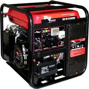 Генератор бензиновый инверторный REDVERG RD-IG6100HE генератор инверторный бензиновый et 3600i etalon