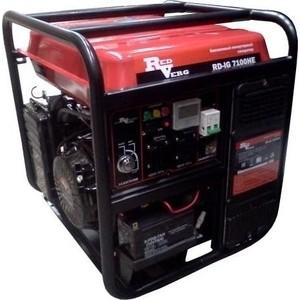 Генератор бензиновый инверторный REDVERG RD-IG7100HE генератор инверторный бензиновый et 3600i etalon