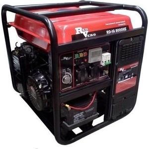 Генератор бензиновый инверторный REDVERG RD-IG8000HE генератор инверторный бензиновый et 3600i etalon