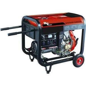 Генератор дизельный REDVERG RD-D3000EN генератор дизельный hyundai dhy 6000 le колеса