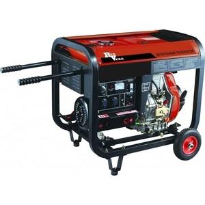Генератор дизельный сварочный REDVERG RD-D200ENW сварочный генератор dde сварочный инверторный генератор dpw160i