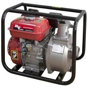 Мотопомпа бензиновая REDVERG RD-WP20C газонокосилка бензиновая redverg rd glm46s