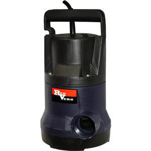 Дренажный насос REDVERG RD-DP250/5P садовый насос aurora agp 1300 multi 5p