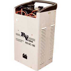 Пуско-зарядное устройство REDVERG RD-SC-180 пуско зарядное устройство redverg rd sc 180