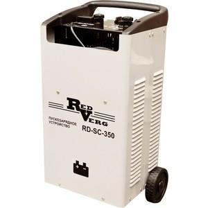 Пуско-зарядное устройство REDVERG RD-SC-350 пуско зарядное устройство redverg rd sc 180