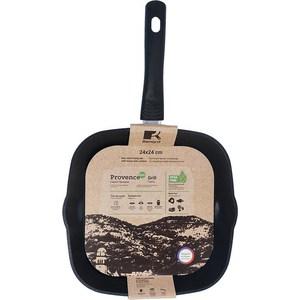 Сковорода гриль 24 см Renard Гриль Provence (RP24G) гриль тефаль gc702