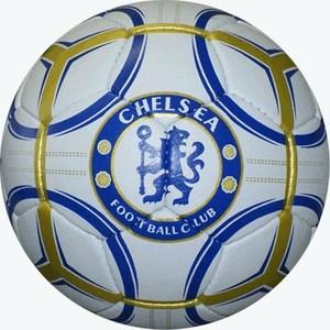 Мяч футбольный PU Chelsea 5C1 р.5 5 rolls 50cmx100cm heat transfer pu vinyl with sticky back 33colors cutter press
