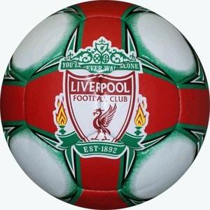 Мяч футбольный PU Liverpool 5L1 р5