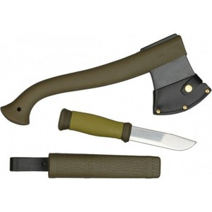 Набор Morakniv Outdoor Kit MG (нож Mora 2000 и топор 1-2001)
