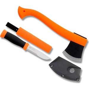 Набор Morakniv Outdoor Kit Orange (нож Mora 2000 и топор 12096)