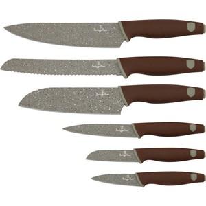 Набор ножей 6 предметов Berlinger Haus (2113-ВН)
