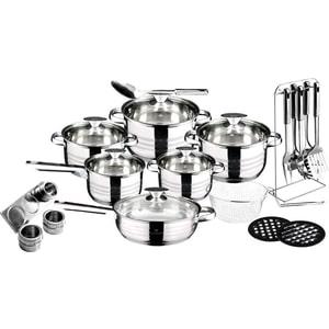 Набор посуды 27 предметов Blaumann Gourmet Line Jambo (3134-ВL)