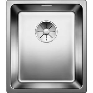 Кухонная мойка Blanco Andano 340-IF без клапана-автомата (522953/518307) мойка кухонная blanco andano 450 u нерж сталь зеркальная полировка без клапана автомата 522963 519373