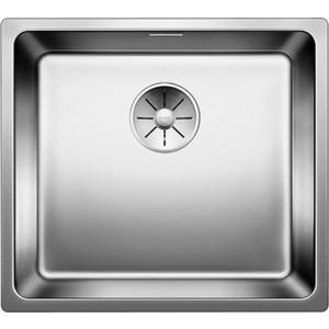 Кухонная мойка Blanco Andano 450-IF без клапана-автомата (522961/519375) мойка кухонная blanco andano 450 u нерж сталь зеркальная полировка без клапана автомата 522963 519373