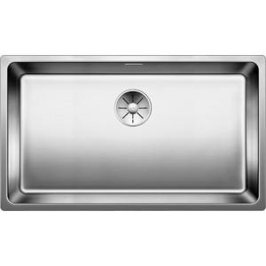 Кухонная мойка Blanco Andano 700-IF без клапана-автомата (522969/518616) мойка кухонная blanco andano 450 u нерж сталь зеркальная полировка без клапана автомата 522963 519373
