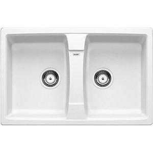 Кухонная мойка Blanco Lexa 8 белый (514694) мойка lexa 8 coffee 515063 blanco