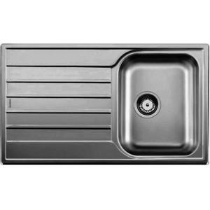 Кухонная мойка Blanco Livit 45 S Salto сталь декор (514787) blanco alta 512319 tap mixing valve oriental style chrome by blanco