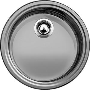Кухонная мойка Blanco Rondo Sol сталь декор (513308) мойка rondo tartufo 517387 blanco