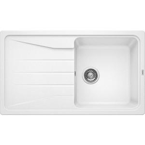 Кухонная мойка Blanco Sona 5S белый (519674) blanco actis керамика