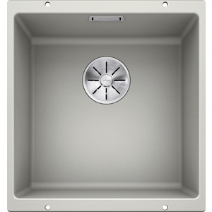 Кухонная мойка Blanco Subline 400-U жемчужный (523425/520653) blanco statura 160 u