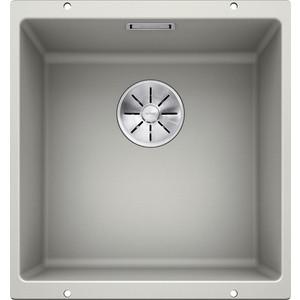 Кухонная мойка Blanco Subline 400-U жемчужный (523425/520653) кухонная мойка blanco subline 160 u белая