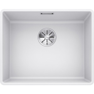 Кухонная мойка Blanco Subline 500-F белый (523535/519812) мойка subline 400 f jasmine 519800 blanco