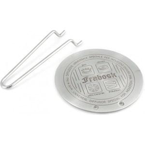 Индукционный диск d 14 см Frabosk (099.01) диск frabosk д индукционных плит 12см нерж сталь