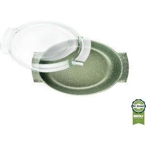 Утятница 36 см Risoli Dr. Green (00109DR/36GS)