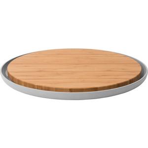Доска разделочная  с тарелкой BergHOFF Leo (3950058) доска разделочная с тарелкой berghoff leo 3950057