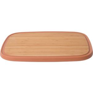 Доска разделочная бамбуковая BergHOFF Leo (3950085) доска разделочная с тарелкой berghoff leo 3950057