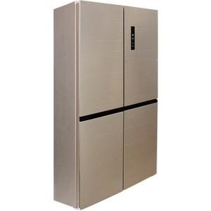 Холодильник Hiberg RFQ-490DX NFY холодильник hiberg rfq 490dx nfxq