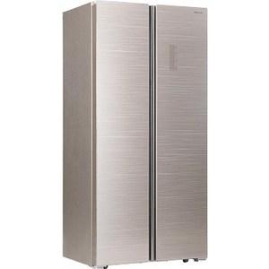 Холодильник Hiberg RFS-560D NFGY все цены