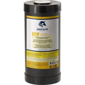 Картридж Unicorn FCST 10ВВ для умягчения воды с ионнообменой смолой для удаления солей жесткости приспособление для удаления воды bosch для удаления воды 2 609 390 389