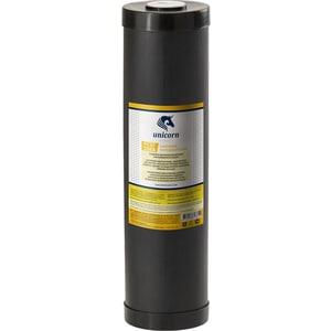 Картридж Unicorn FCST 20ВВ для умягчения воды с ионнообменой смолой для удаления солей жесткости приспособление для удаления воды bosch для удаления воды 2 609 390 389