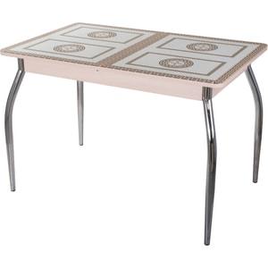 Стол Домотека Гамма ПР (-1 МД ст-71 01) цена 2017