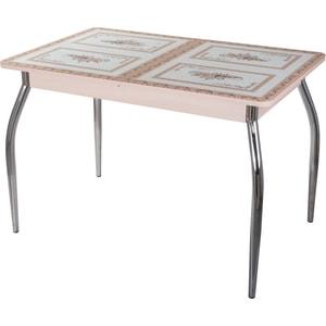 Стол Домотека Гамма ПР (-1 МД ст-72 01) цена 2017