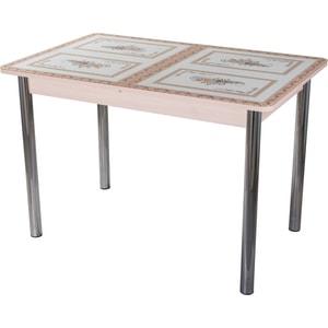 Стол Домотека Гамма ПР (-1 МД ст-71 02) цена 2017