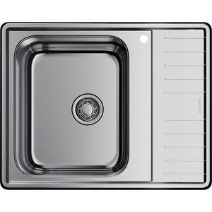 Кухонная мойка Omoikiri SAGAMI 63-IN, 630*500, нержавеющая сталь (4993448) omoikiri tovada oto 49 1 in